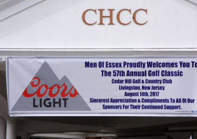 Men of Essex 58th Annual Golf Classic